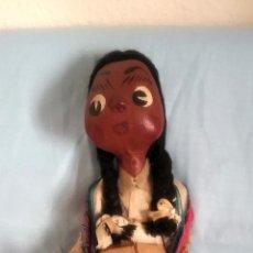 Muñecas Extranjeras: ANTIGUA MUÑECA MEXICO EJÉRCITO PANCHO VILLA. Lote 84582732