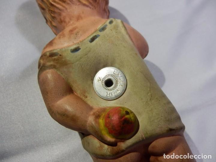 Muñecas Extranjeras: Rara y bella muñeca años 40 de las de goma, de las primeras SQUEEZE DOLL - Foto 4 - 85412436