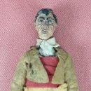 Muñecas Extranjeras: MUÑECO ARTICULADO. HOJALATA Y METAL. SABA BUCHERER. SUIZA. CIRCA 1920.. Lote 87395204