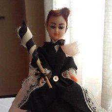 Muñecas Extranjeras: PRECIOSA MUÑECA ANTIGUA DE CELULOIDE CON TRAJE REGIONAL, SOUVENIR O RECUERDO. Lote 90622690