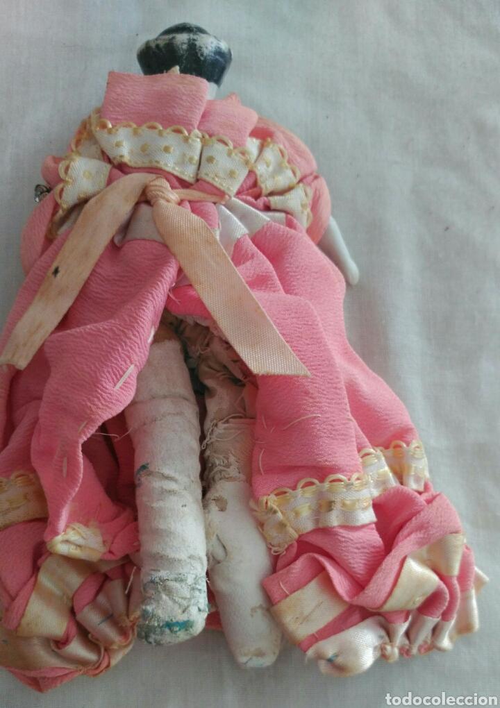 Muñecas Extranjeras: ANTIGUA MUÑECA DE PORCELANA - Foto 4 - 90800018