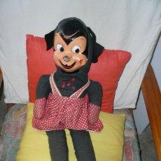 Muñecas Extranjeras: MINNIE MOUSE DE WALT DISNEY DE 1930. PARA RESTAURAR. Lote 93560595