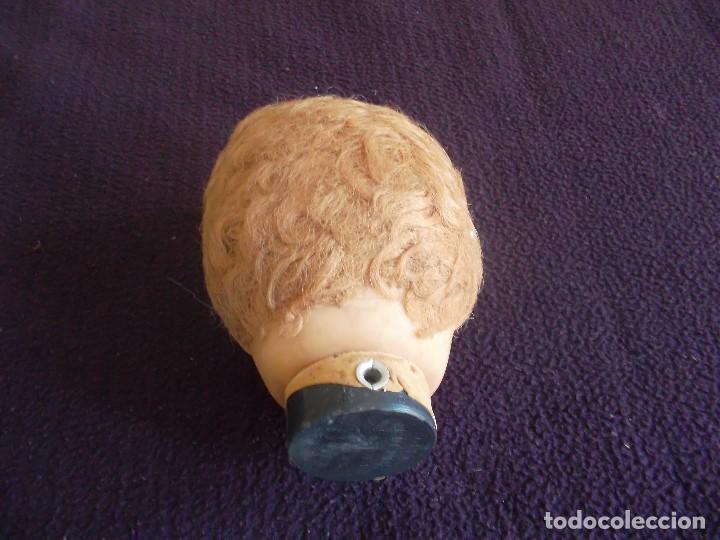 Muñecas Extranjeras: lote de 3 cabezas de muñeca americana años 1920, - Foto 2 - 94977059