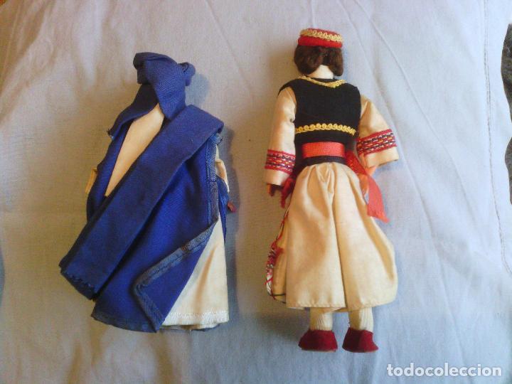 Muñecas Extranjeras: 2 muñecas en traje tradicional - Foto 3 - 99145299