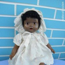 Muñecas Extranjeras: MUÑECA AMERICANA NEGRITA AÑOS 50. Lote 99178339