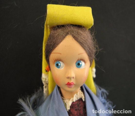 2 PRECIOSAS MUÑECAS ANTIGUAS LENCI 1950 (Juguetes - Muñeca Extranjera Antigua - Otras Muñecas)