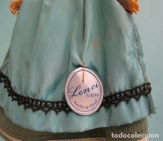 Muñecas Extranjeras: 2 Preciosas Muñecas Antiguas Lenci 1950 - Foto 5 - 99257303