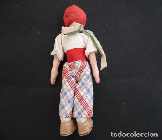Muñecas Extranjeras: 2 Preciosas Muñecas Antiguas Lenci 1950 - Foto 12 - 99257303