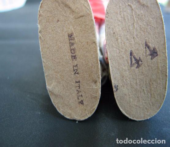 Muñecas Extranjeras: 2 Preciosas Muñecas Antiguas Lenci 1950 - Foto 14 - 99257303