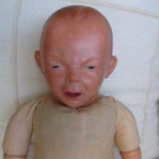 Muñecas Extranjeras - Adorable muñeco bebé recién nacido *Blessed Event doll* Ideal Doll, 1950 - 99818579