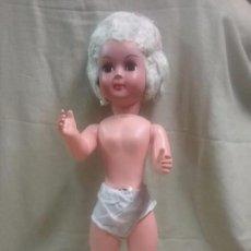 Muñecas Extranjeras: ANTIGUA MUÑECA ITALIANA - ATHENA PIACENZA ? AÑOS 50. Lote 100654067