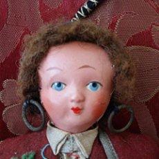 Muñecas Extranjeras: ANTIGUA MUÑECA EXTRANJERA. Lote 149291820