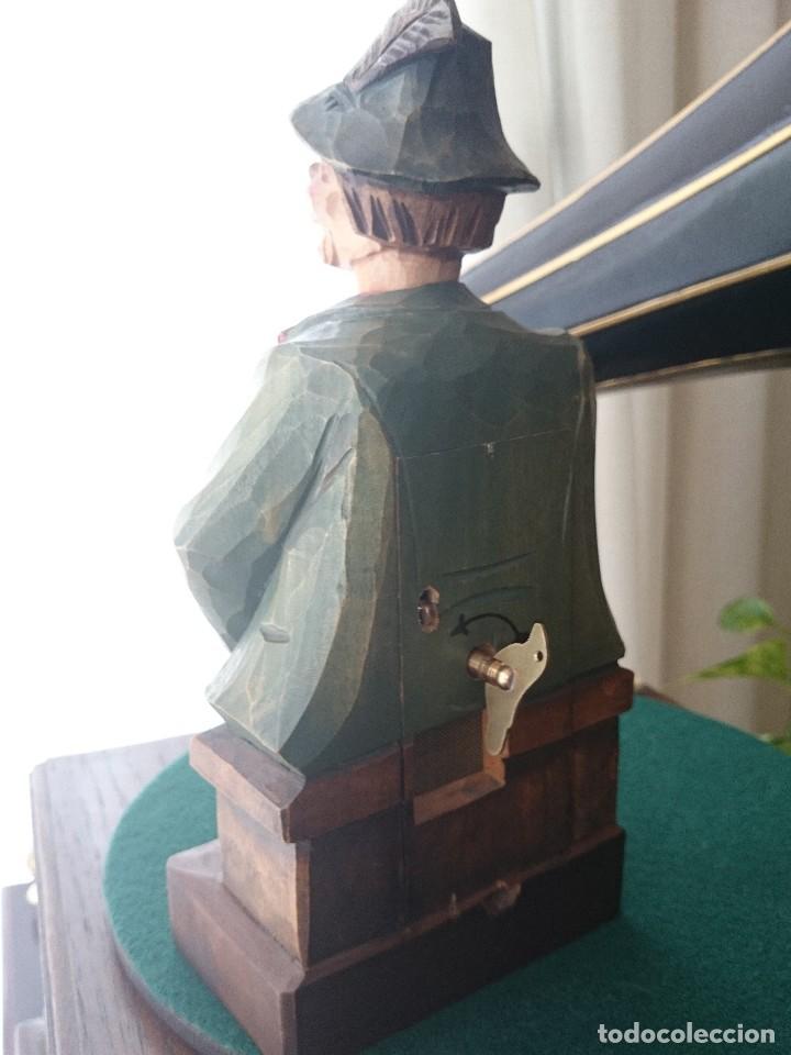 Muñecas Extranjeras: Autómata silbador de Karl Griesbaum ( whistler automaton ) circa 1960 - Foto 3 - 100749307
