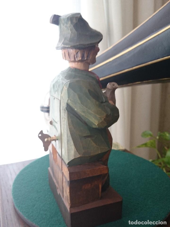 Muñecas Extranjeras: Autómata silbador de Karl Griesbaum ( whistler automaton ) circa 1960 - Foto 4 - 100749307