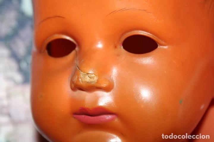 Muñecas Extranjeras: antiguo muñeco frances plastico o celuloide jacky de SNF - Foto 9 - 102058799