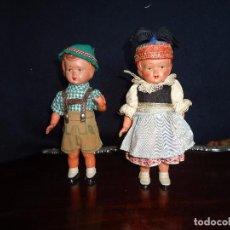 Muñecas Extranjeras: PAREJA BAILARINA. Lote 102093815