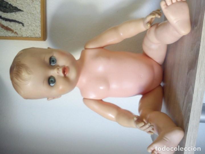 Muñecas Extranjeras: ANTIGUA MONECA ANOS 60 SELADAPLIO 20 A 5 OJOS MARGARITA DURMIENTES - Foto 8 - 103294083