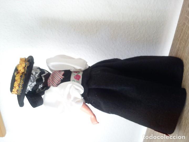 Muñecas Extranjeras: ANTIGUA MONECA PARA COLECION ANOS 50,60 OJOS DURMIENTES ROPAS ORIGINALES - Foto 2 - 103722795