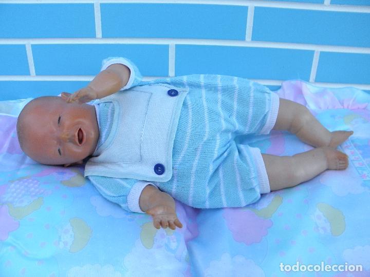 Muñecas Extranjeras: Muñeco bebé americano Blessed Event o Kiss Me de Ideal, años 50 - Foto 4 - 104305251