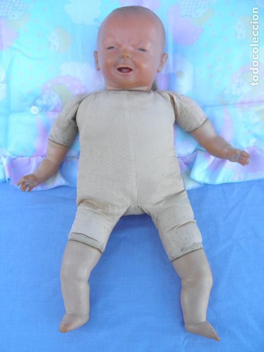 Muñecas Extranjeras: Muñeco bebé americano Blessed Event o Kiss Me de Ideal, años 50 - Foto 5 - 104305251