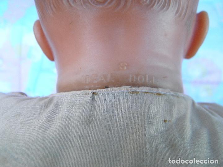Muñecas Extranjeras: Muñeco bebé americano Blessed Event o Kiss Me de Ideal, años 50 - Foto 7 - 104305251