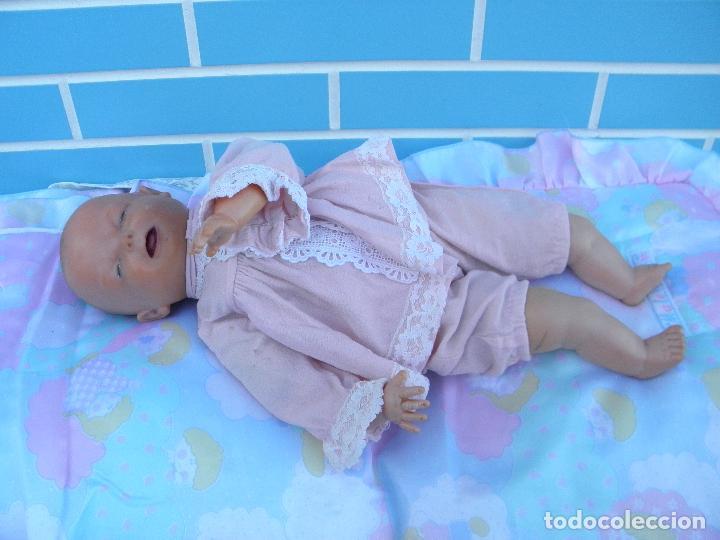 Muñecas Extranjeras: Muñeca bebé americana Blessed Event o Kiss Me de Ideal, años 50 - Foto 3 - 104305331