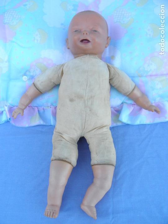 Muñecas Extranjeras: Muñeca bebé americana Blessed Event o Kiss Me de Ideal, años 50 - Foto 5 - 104305331