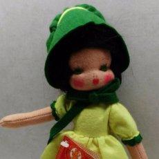 Muñecas Extranjeras: MUÑEQUITA DE LENCI. Lote 104331339