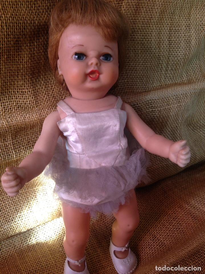 Muñecas Extranjeras: Preciosa muñeca estilo argentino , con piel de Angel . En perfecto estado con ropa original .años20 - Foto 2 - 104599886