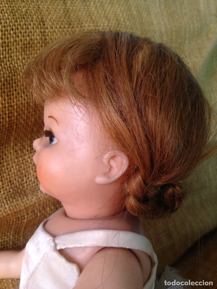 Muñecas Extranjeras: Preciosa muñeca estilo argentino , con piel de Angel . En perfecto estado con ropa original .años20 - Foto 7 - 104599886