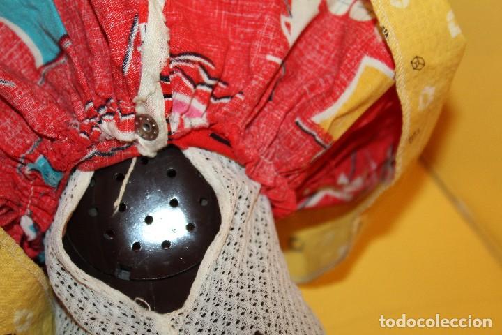 Muñecas Extranjeras: ANTIGUA MUÑECA NEGRA PEDIGREE MADE IN ENGLAND ANDADORA AÑOS 50 - Foto 5 - 105890407