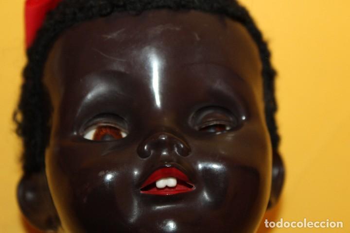 Muñecas Extranjeras: ANTIGUA MUÑECA NEGRA PEDIGREE MADE IN ENGLAND ANDADORA AÑOS 50 - Foto 14 - 105890407