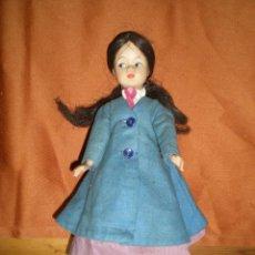 Muñecas Extranjeras: MUÑECA MARY POPPINS DE LA ACTRIZ JULIE ANDREWS AÑO 1964 FABRICADA POR HORSMAN MADE IN U.S.A. HONG . Lote 106090155