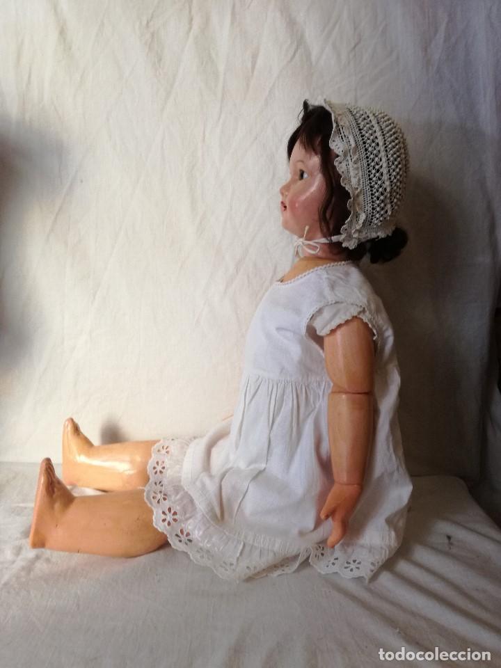 Muñecas Extranjeras: MUÑECA ARTICULADA FRANCESA DE LA CASA UNIS. 70 CM. - Foto 5 - 106479063