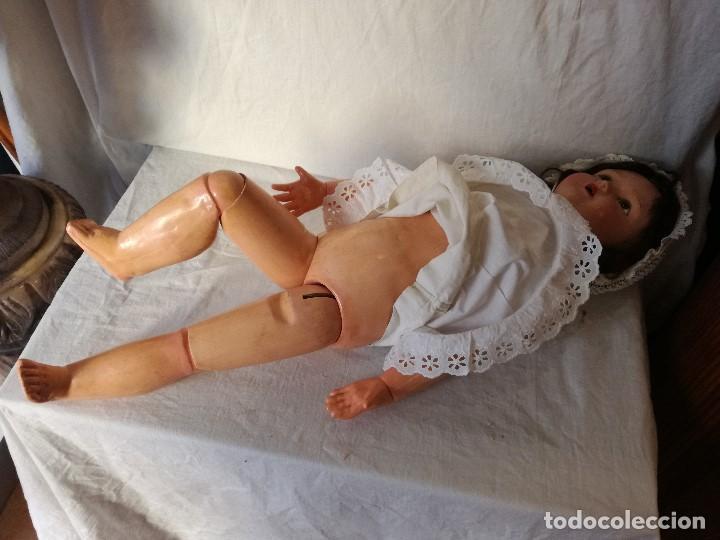 Muñecas Extranjeras: MUÑECA ARTICULADA FRANCESA DE LA CASA UNIS. 70 CM. - Foto 6 - 106479063