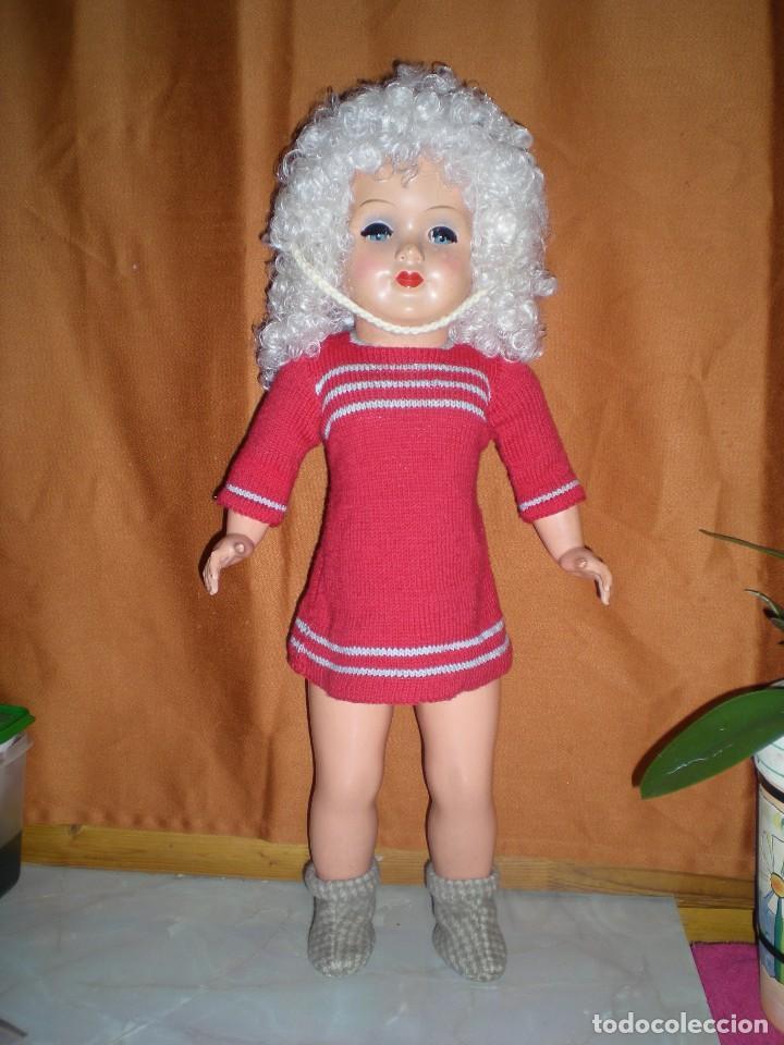 Muñecas Extranjeras: preciosa muñeca Sonnenberger alemana sellada SP mide 60 cm modelo 60 lee descripcion abajo - Foto 2 - 158497701