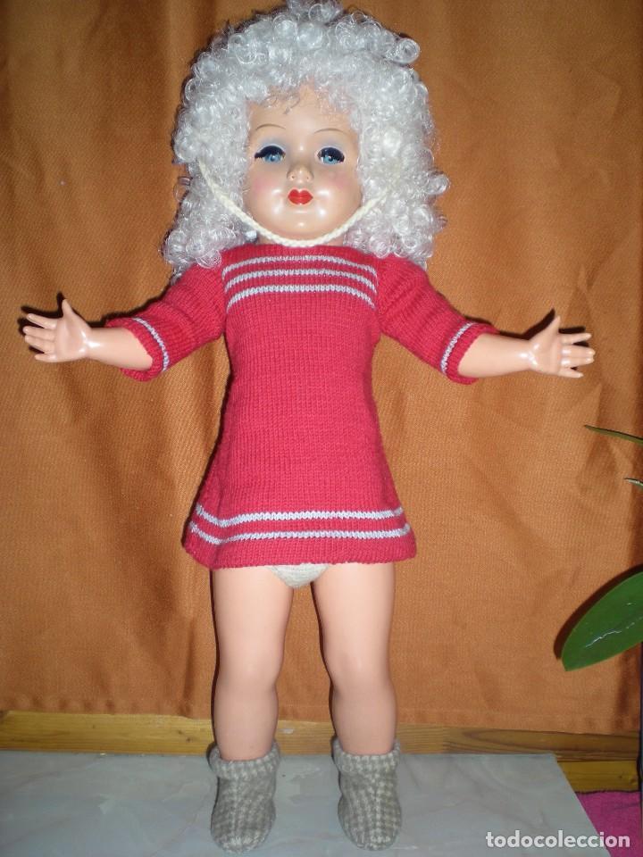 Muñecas Extranjeras: preciosa muñeca Sonnenberger alemana sellada SP mide 60 cm modelo 60 lee descripcion abajo - Foto 3 - 158497701