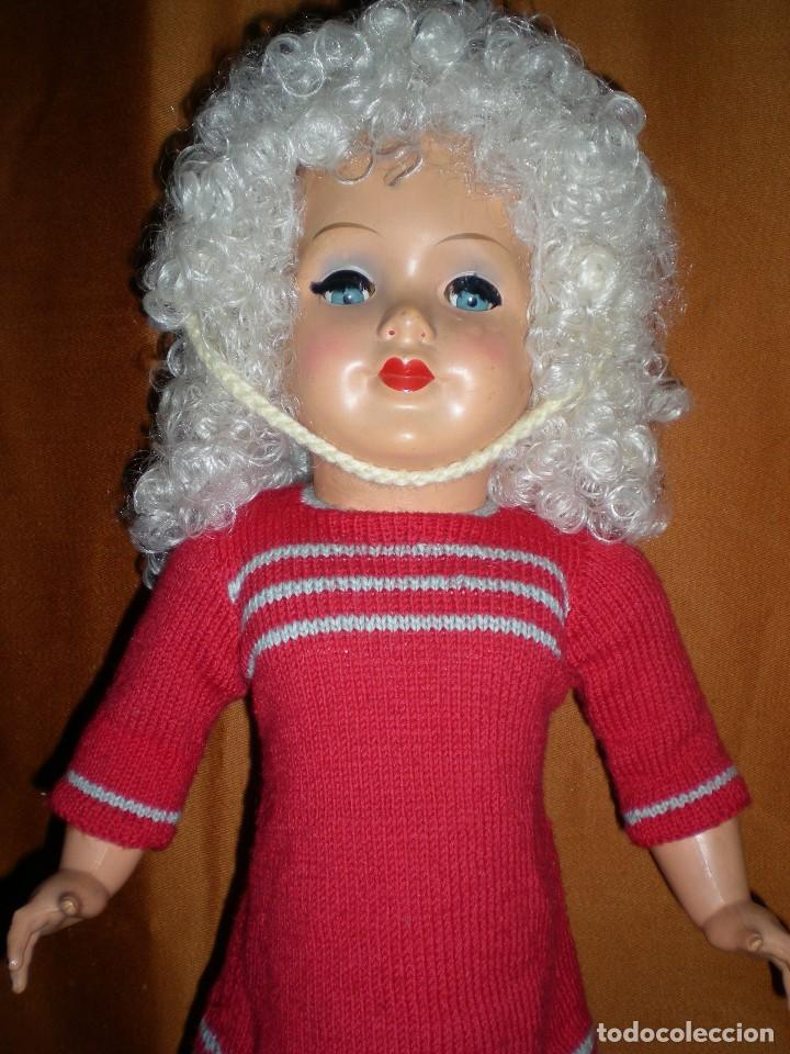 Muñecas Extranjeras: preciosa muñeca Sonnenberger alemana sellada SP mide 60 cm modelo 60 lee descripcion abajo - Foto 4 - 158497701