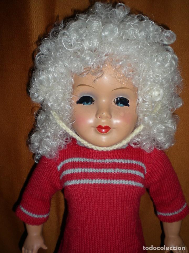 Muñecas Extranjeras: preciosa muñeca Sonnenberger alemana sellada SP mide 60 cm modelo 60 lee descripcion abajo - Foto 6 - 158497701