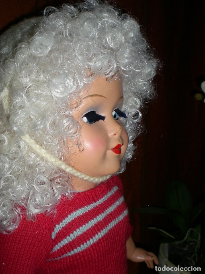 Muñecas Extranjeras: preciosa muñeca Sonnenberger alemana sellada SP mide 60 cm modelo 60 lee descripcion abajo - Foto 7 - 158497701