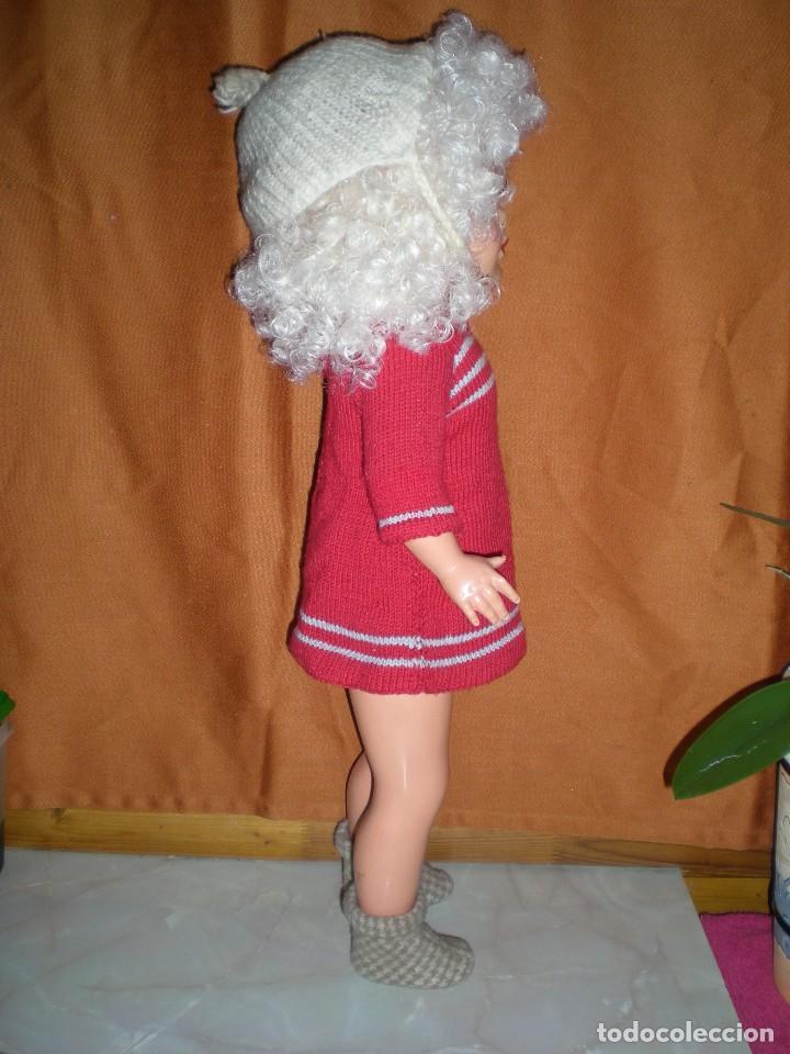 Muñecas Extranjeras: preciosa muñeca Sonnenberger alemana sellada SP mide 60 cm modelo 60 lee descripcion abajo - Foto 10 - 158497701