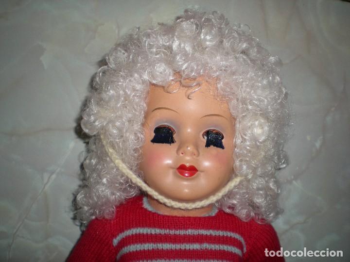Muñecas Extranjeras: preciosa muñeca Sonnenberger alemana sellada SP mide 60 cm modelo 60 lee descripcion abajo - Foto 11 - 158497701