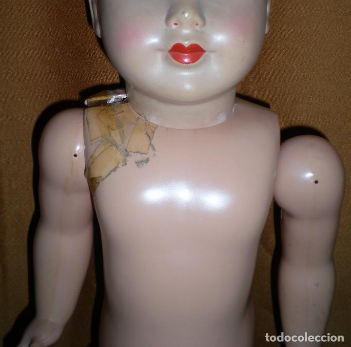 Muñecas Extranjeras: preciosa muñeca Sonnenberger alemana sellada SP mide 60 cm modelo 60 lee descripcion abajo - Foto 17 - 158497701