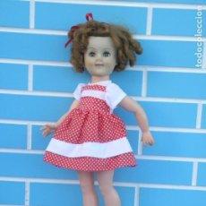 Muñecas Extranjeras: MUÑECA AMERICANA SHIRLEY TEMPLE DE IDEAL AÑOS 50. Lote 107239235
