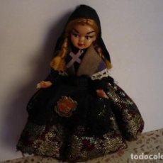 Muñecas Extranjeras: MUÑECA CELULOIDE TRAJE REGIONAL DE ANDORRA -COLECCIÓN. Lote 107730831
