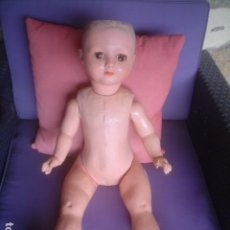Muñecas Extranjeras - muy grande muñeca en carton piedra JOSEPH PI 1924 rara coleccion museo - 107987723
