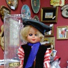 Muñecas Extranjeras: MUÑECO MADE IN WESTERN GERMANY OJOS DURMIENTES. Lote 109086535