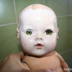 Muñecas Extranjeras: ANTIGUO MUÑECO PARA RESTAURAR DY-DEE BABY EFFANBEE BAY. Lote 109149383