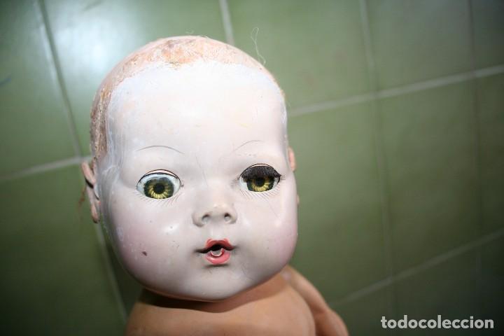 Muñecas Extranjeras: ANTIGUO MUÑECO PARA RESTAURAR DY-DEE BABY EFFANBEE BAY - Foto 4 - 109149383