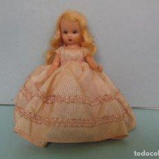 International Dolls - Vintage Nancy Ann Story Book Doll 1950's , Muñeca Antigua Nancy Ann 15 cm. Plastico Duro - 109191415